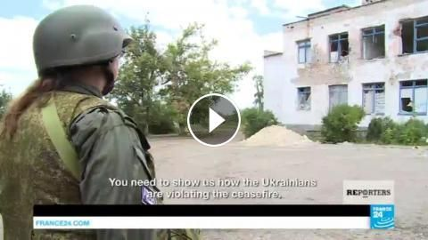 Ukraine: how is Donetsk People's Republic distorting facts to ensure its propaganda?: Subscribe to France 24 now : FRANCE 24 live news…