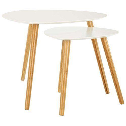 LOMOS® No.2 Set di tavolini da salotto, colore bianco, costituito da due tavolini in legno, http://www.amazon.it/dp/B00ORVIXIY/ref=cm_sw_r_pi_awdl_xs_ayAizbDBG3615