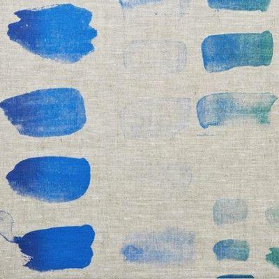 Blue Palette Napkin - Set of 6 | Add a modern artistic splash to your next dinner event!