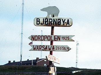Bjørnøya