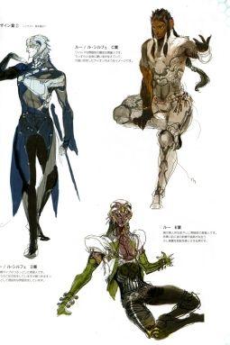 Xenoblade X The Secret File – Art of MIRA - L