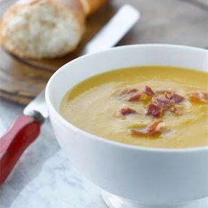 Giuseppe Di Gennaro's Butternut Squash Soup