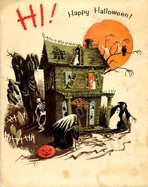vintage halloween - Vintage Halloween Decorations For Sale