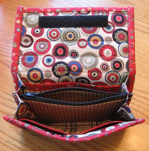 X-Actly What You Need Wallet - Lesson 2 » Notions - The Connecting Threads Quilt Blog