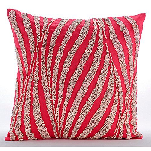 Handmade Coral Pink Throw Pillows Cover, Pearl Sea Waves ... https://www.amazon.com/dp/B01645ZJDW/ref=cm_sw_r_pi_dp_x_LFgLyb6VG73F0