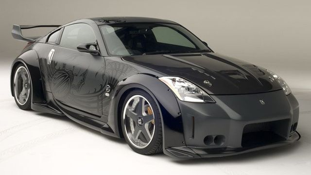 2006 Nissan 350z - The Fast and the Furious: Tokyo Drift