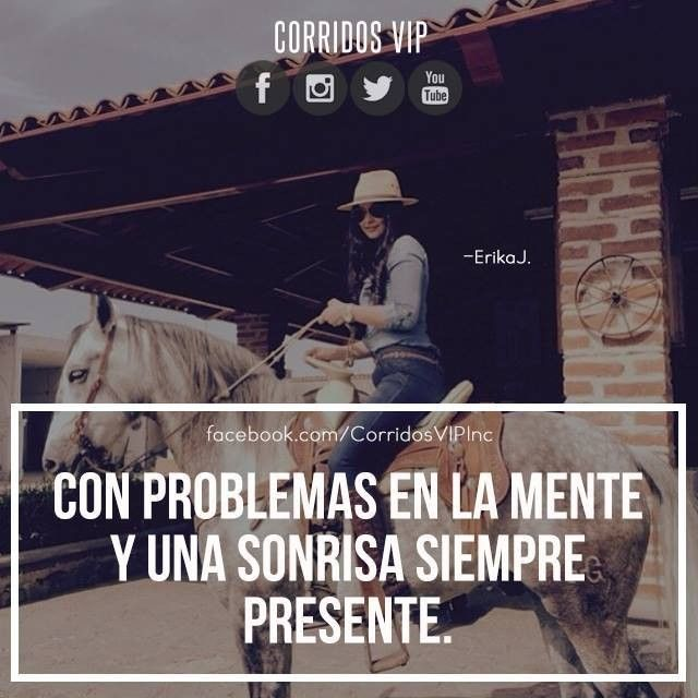 Sonríe siempre.!   ____________________ #teamcorridosvip #corridosvip #quotes #frasesvip