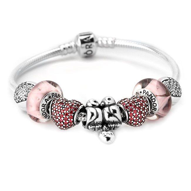 Pandora Love Birds Bracelet