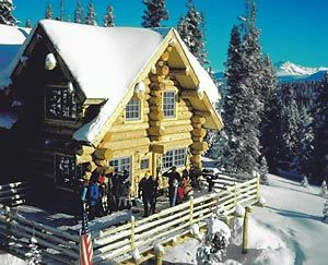 Shrine Mountain Inn Jay's Cabin