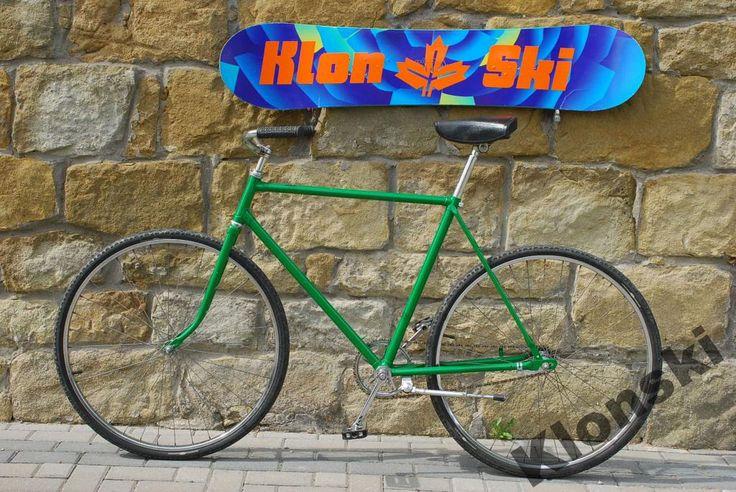 Rower miejski Retro single speed (4997320632) - Allegro.pl - Więcej niż aukcje.