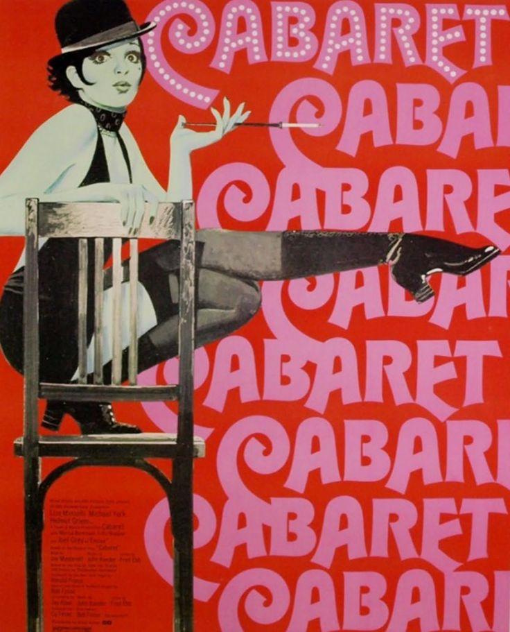 #illustration #cabaret #movie