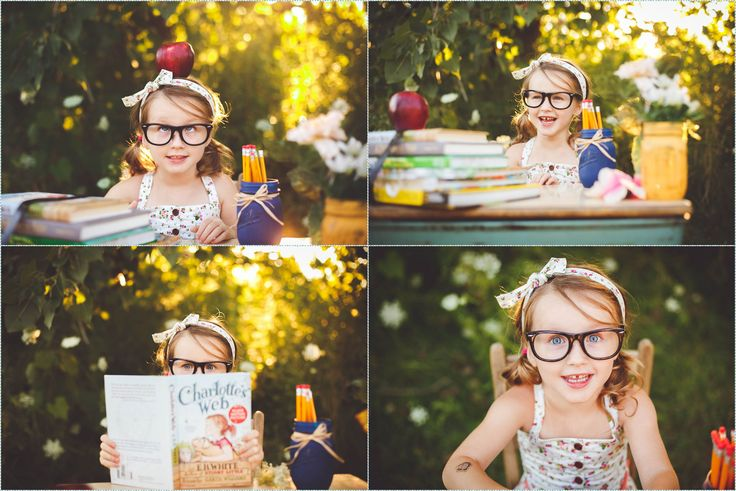 Back to school mini sessions by Gracelyn Photography. Children photography