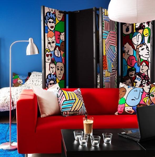 127 Best Klippan Sofa Cover Colorful Images On Pinterest