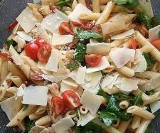 Rezept 1a Sommer - Nudelsalat mit Honig - Senf - Dressing von HaGisela - Rezept der Kategorie Vorspeisen/Salate