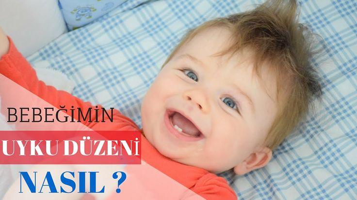 Bebeğimin Uyku Düzeni Nasıl ? | Uyku Eğitimi | #1