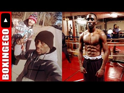 (WOW!!!) TERENCE CRAWFORD CLOSE 2 FIGHTING ANOTHER OLYMPIC GOLD MEDALIST...