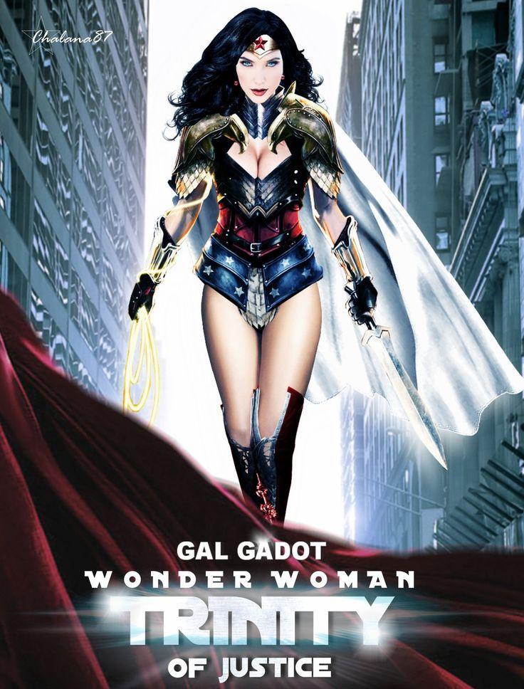 Wonder woman skirt-1690