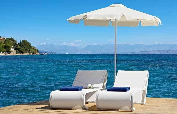 Hotel Marbella Corfou 5* en Grèce