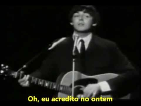 The Beatles - Yesterday (Legendado) - YouTube