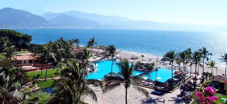 Puerto Vallarta Hotels | Marriott Puerto Vallarta Resort All-Inclusive Deals BOOKING CODE S29 for $129/night + 4th night free