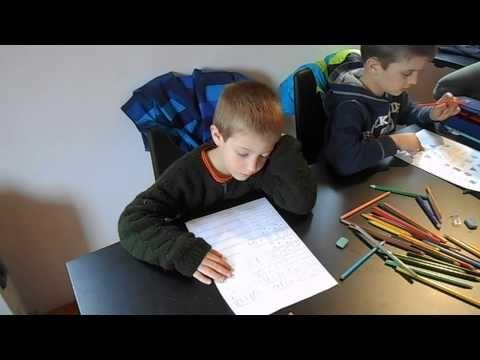 Gyermek dinamikus rajztréning SOPRON 2015.tavasz - YouTube