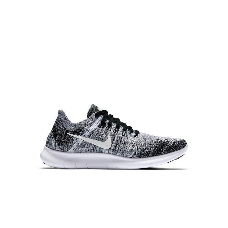 Nike Free Flyknit 2 Grade School Boys' Running Shoes - Main Container Image 1