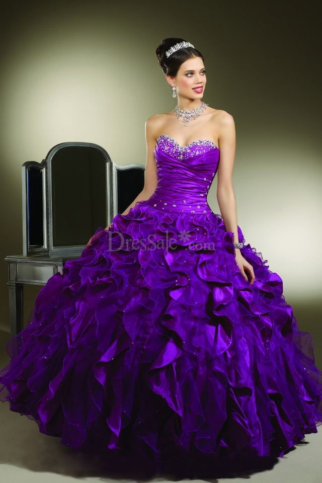 61 best Things to Wear images on Pinterest | Quince dresses, Ball ...