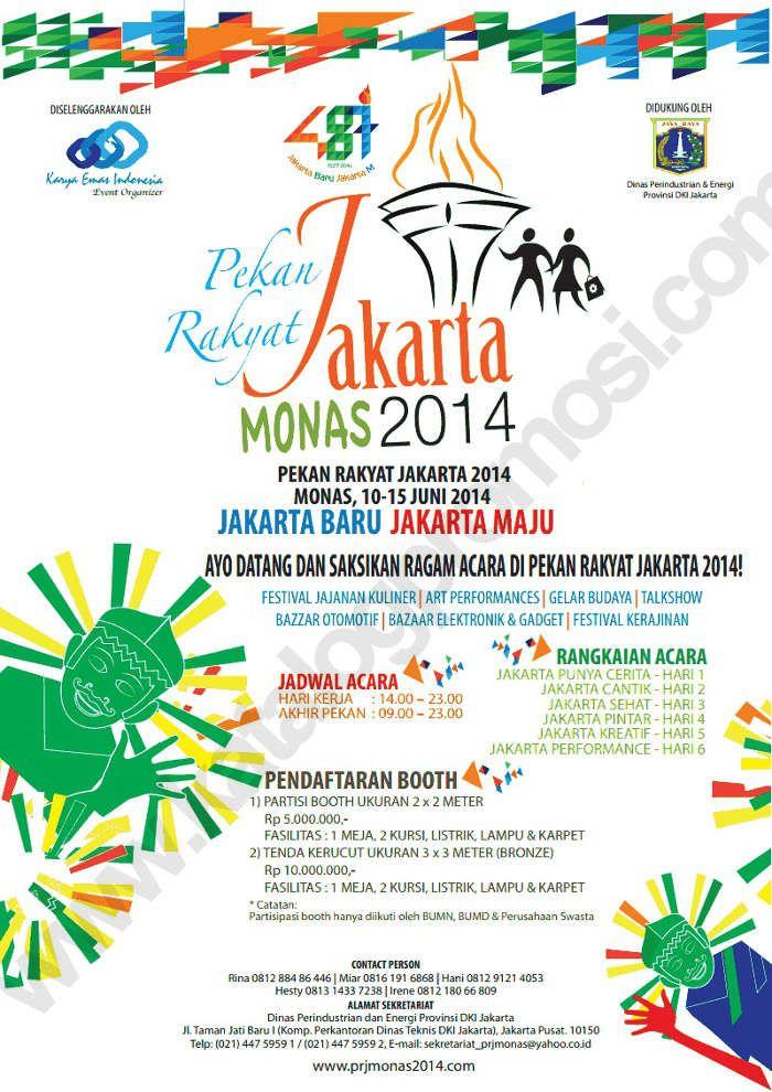 PRJ Monas 2014