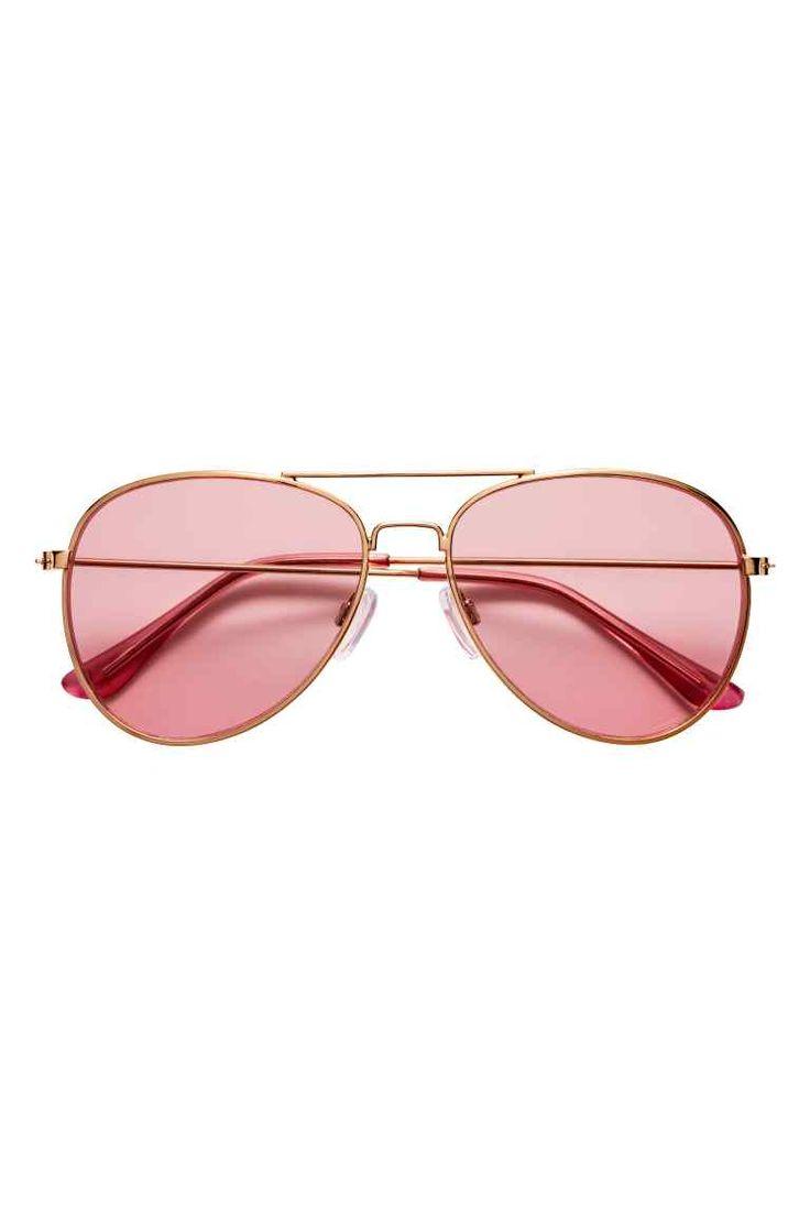 Sunglasses - Pink - Ladies | H&M CA