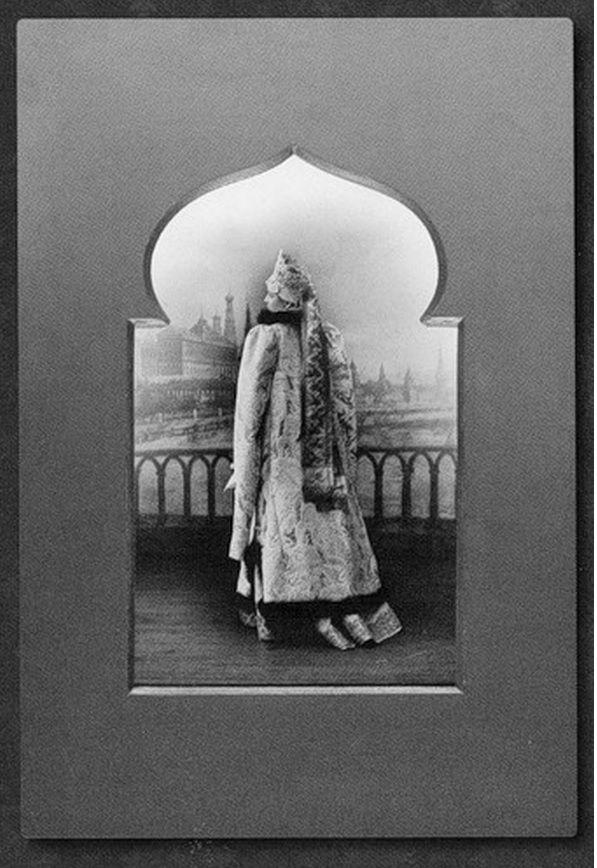 Princess Zinaida Youssoupoff 1880's
