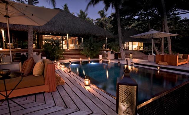 Dolphin Private Island Resort, Fiji