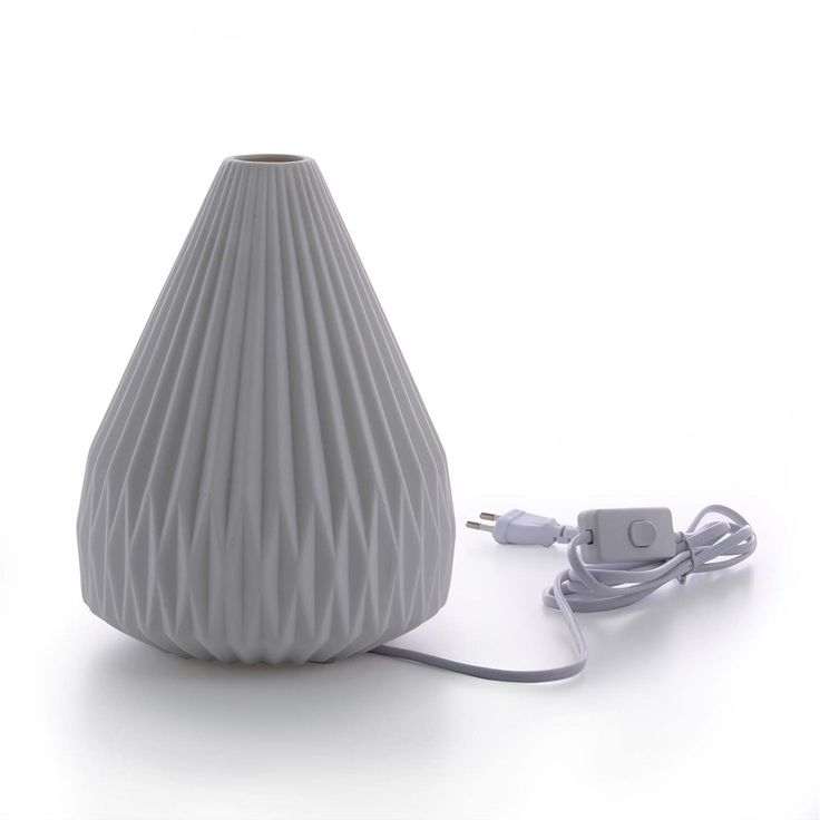 LAMPADA DA TAVOLO porcellana bianca - pandora