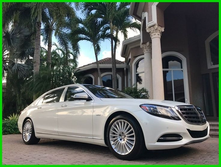 Awesome Mercedes-Benz 2017: 2016 Mercedes-Benz S-Class Maybach S 600 2016 Maybach S 600 Used Turbo 6L V12 36V Automatic RWD Sedan Premium Check more at http://24go.cf/2017/mercedes-benz-2017-2016-mercedes-benz-s-class-maybach-s-600-2016-maybach-s-600-used-turbo-6l-v12-36v-automatic-rwd-sedan-premium/