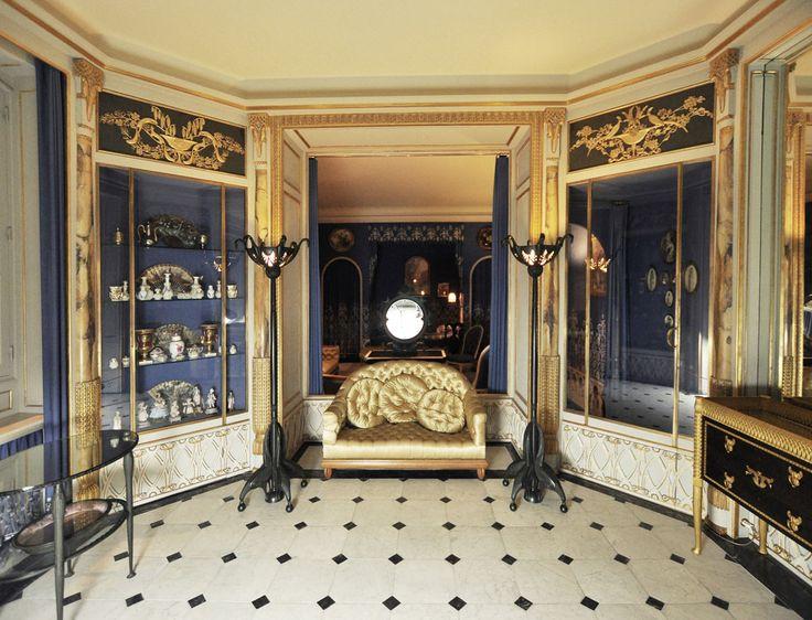 Appartement de jeanne lanvin mus e des arts d coratifs for Enduits decoratifs interieur