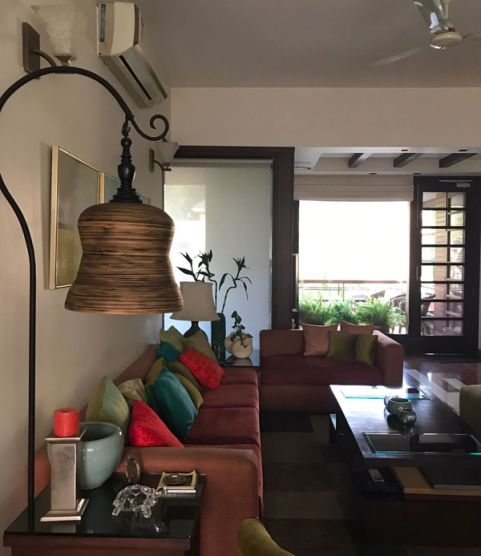 Geeta Singh S Garden Centric Chandigarh Home The Keybunch Decor Blog Home Is Where The Is