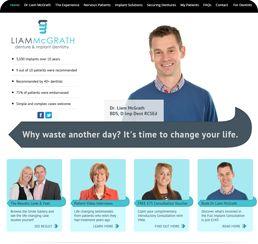 Dental Marketing - Dentist Websites - Dental Focus Web Design