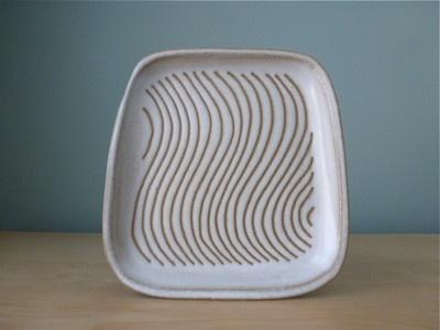 1950's Gordon Martz Stoneware Plate P-213 | eBay