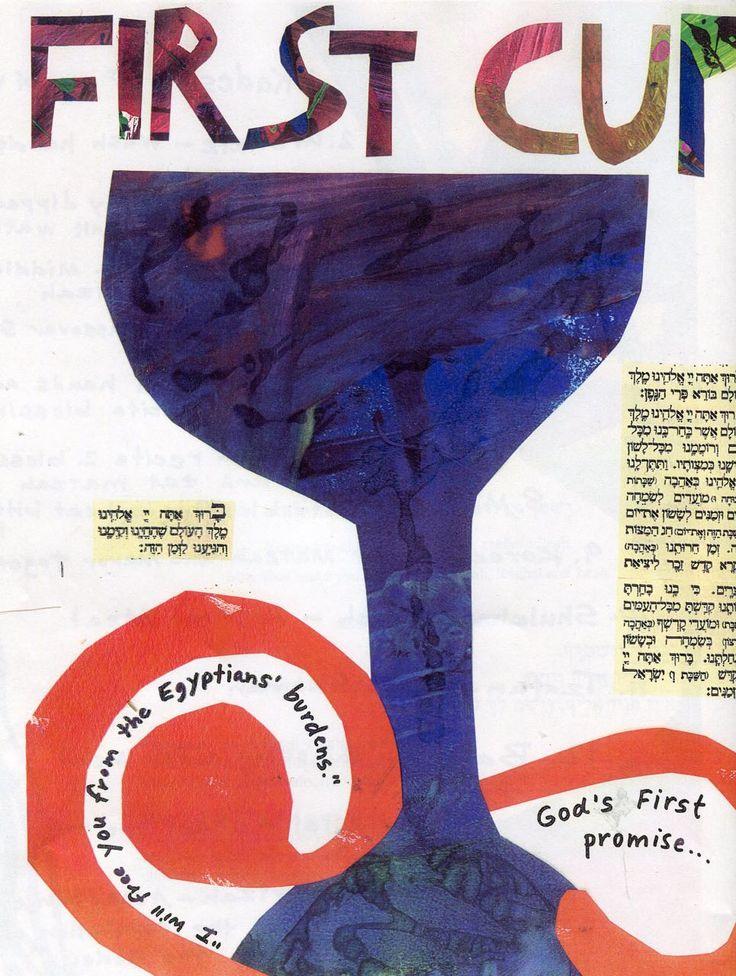 Deb Putnoi - Kadesh   Make Your Own Haggadah at Haggadot.com   #passover #haggadah #seder