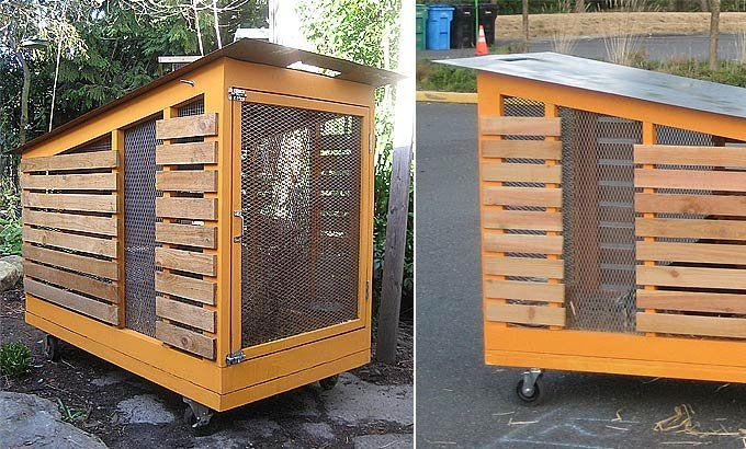 1000 Ideas About Small Chicken Coops On Pinterest