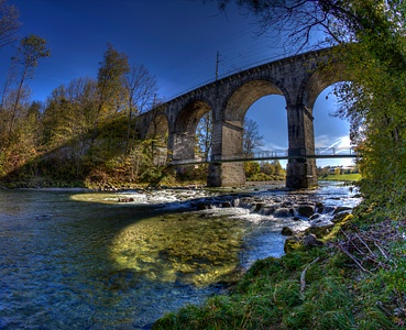 #Traunstein #Viadukt