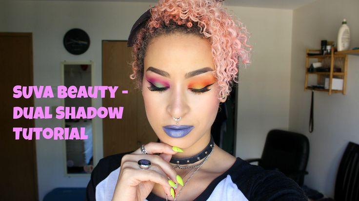 SUVA Beauty Palette - Dual Shadow