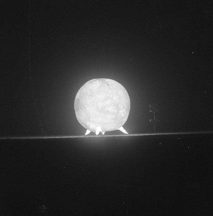 Nuclear explosion, milliseconds after detonation - Album on Imgur