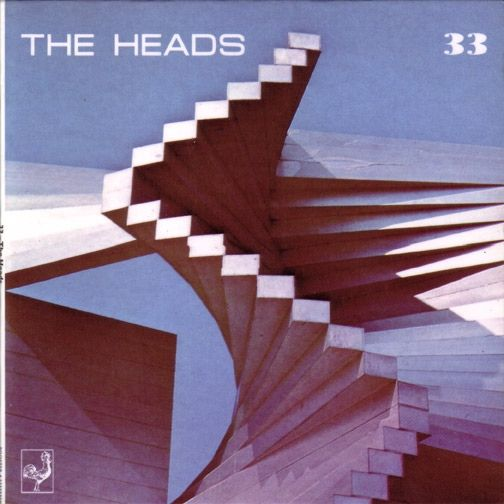 Heads, The (2) - 33 (CDr) at Discogs