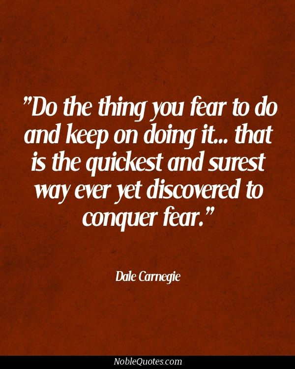 Dale Carnegie Leadership Quotes