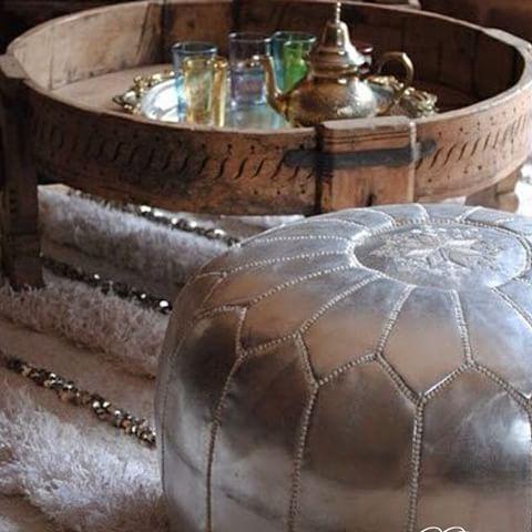 salon marocain moderne noir et argent solutions pour la