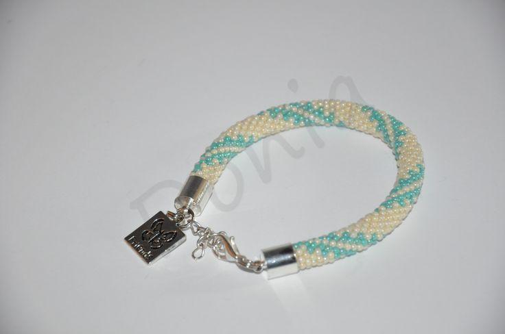Bead Crochet Bracelet - Friends ;-)
