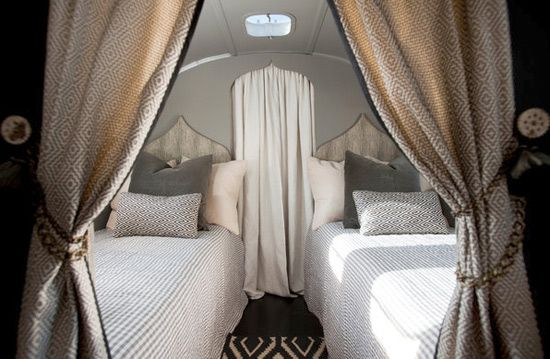 This is an Airstream.