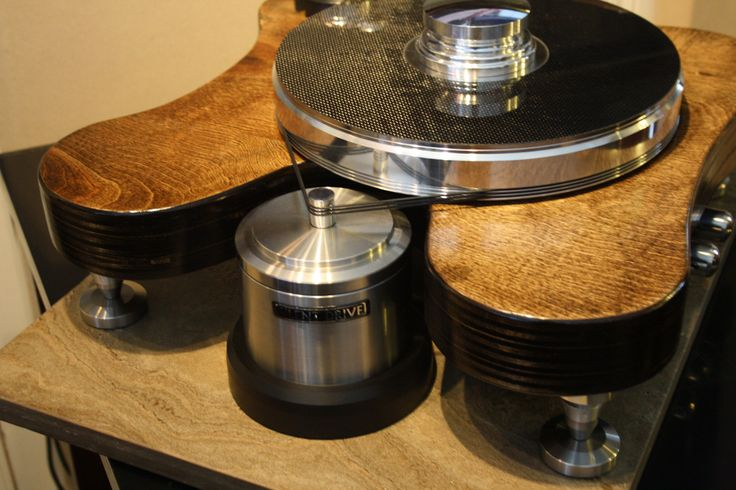 The new Avro Supreme Turntable from TTW Audio