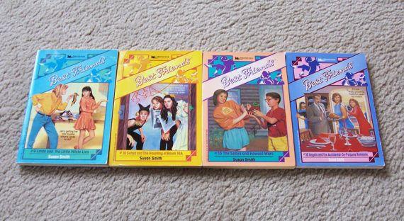 Best Friends Children's Books Susan Smith  by ToysFromTheAttic