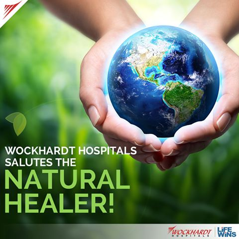 Time has come to protect our natural healer - Mother Earth from all the disasters that we have enforced on her. After all environment heals, life wins! #WorldEnvironmentDay
